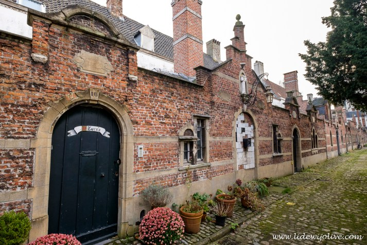 Antwerp's beguinage