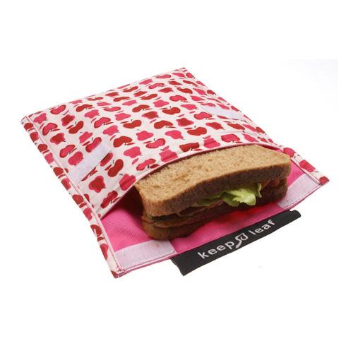 Reusable Sandwich Bags - Fruits