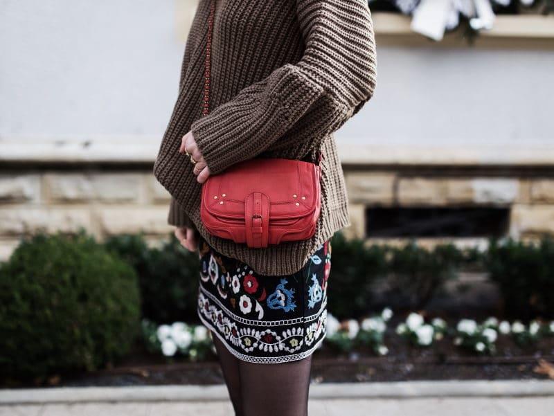 pull loose mocassins jupe
