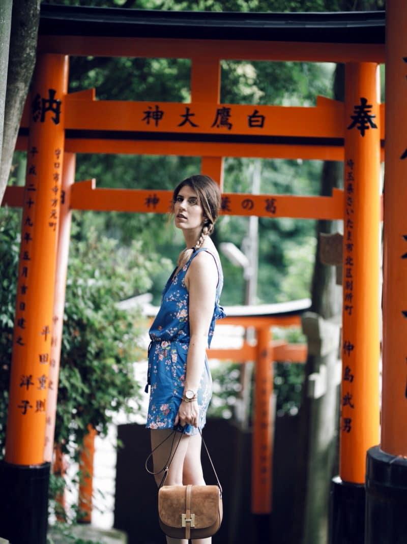 combishort fleurie kyoto portes