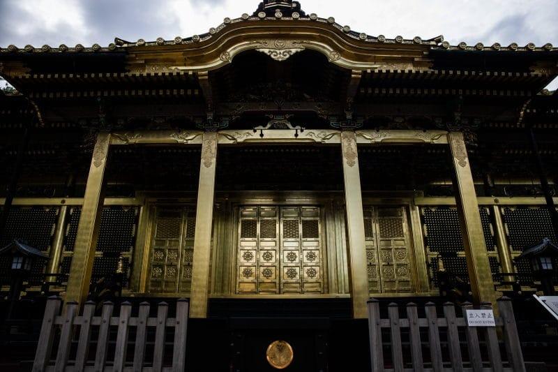 préparer son voyage au Japon temple tokyo