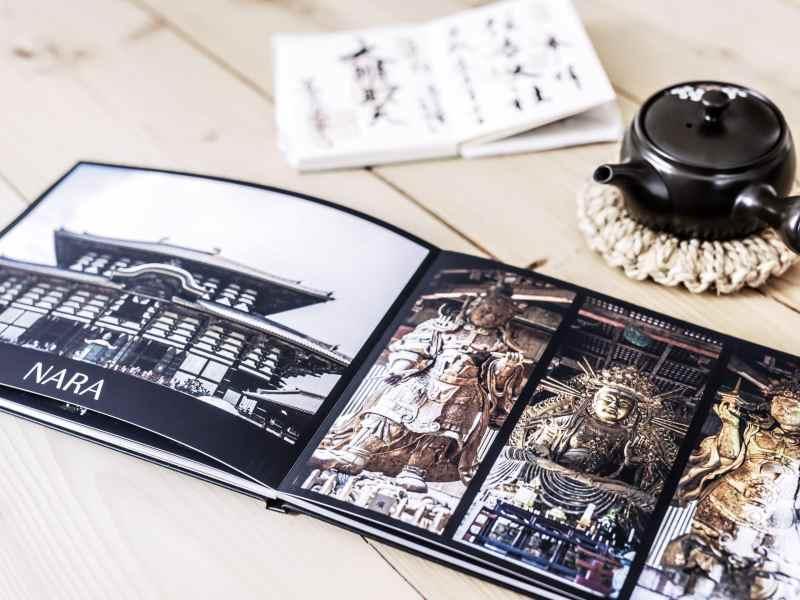 Livre photo Pixum voyage au Japon