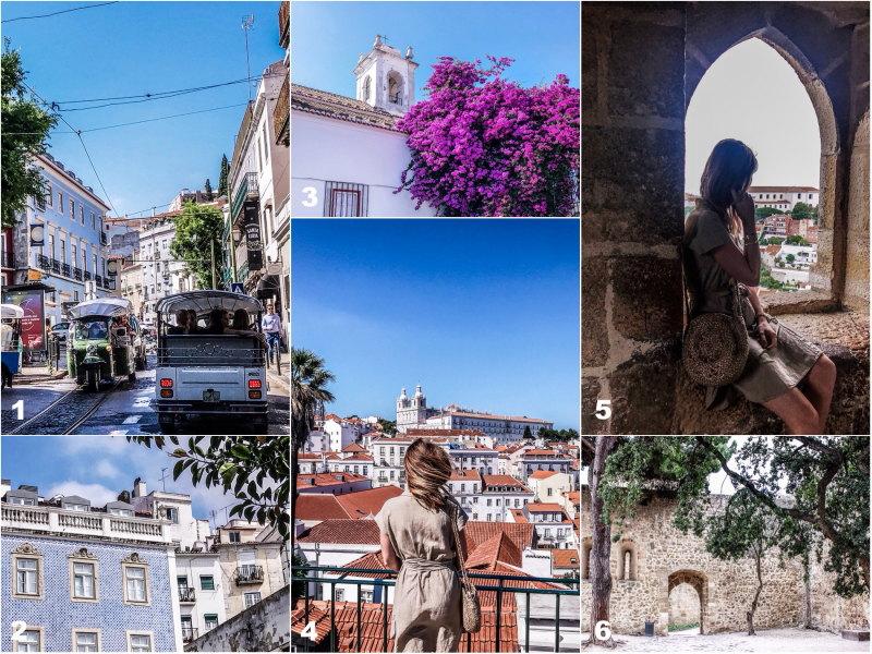 Guide Lisbonne By Opaline Alfama Graça