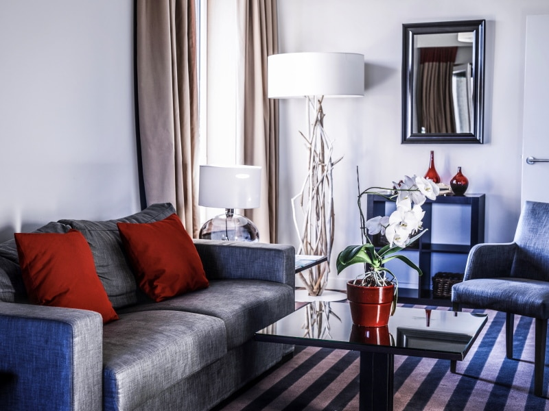 Hotel Golden Tulip Lyon blog By Opaline salon suite