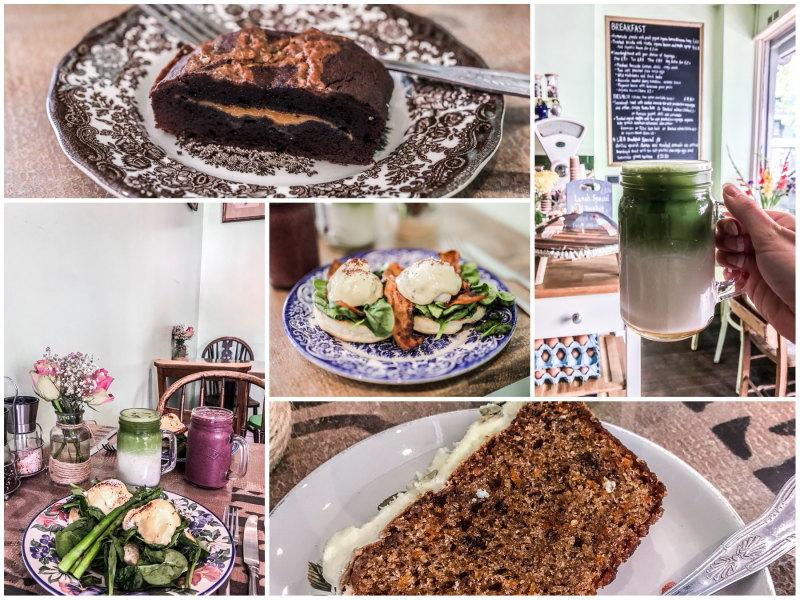 Londres végétarien bonnes adresses blog voyage By Opaline lowry and baker