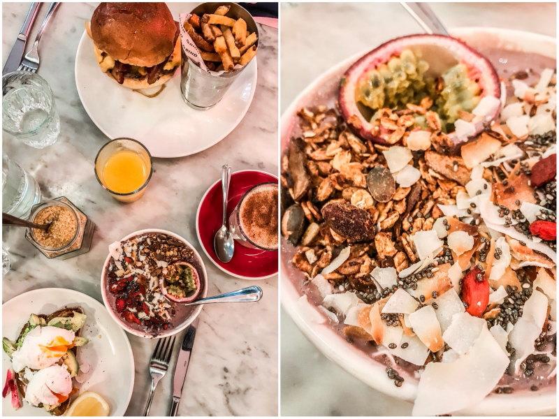 Londres végétarien bonnes adresses blog voyage By Opaline Grind