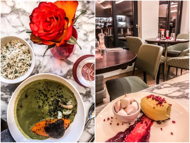Londres végétarien bonnes adresses blog voyage By Opaline wulf and lamb