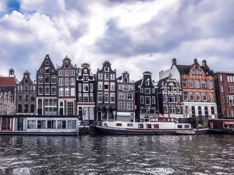 City guide Amsterdam By Opaline blog voyage maisons