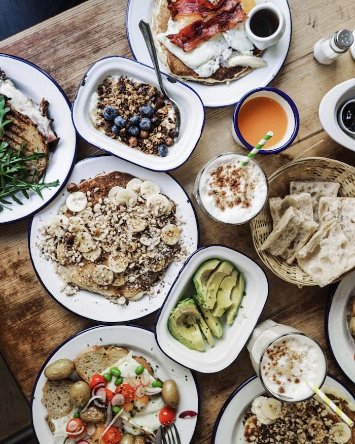 Brunch vegetarien Le Desjeuneur Lyon blog mode lifestyle By Opaline