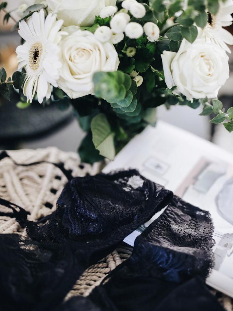 Glamuse lingerie ensemble Simone Pérèle