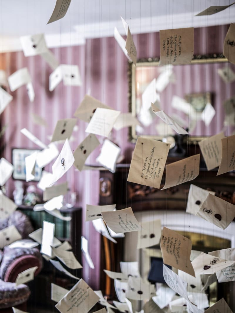 Studios Harry Potter Londres maison Privet Drive