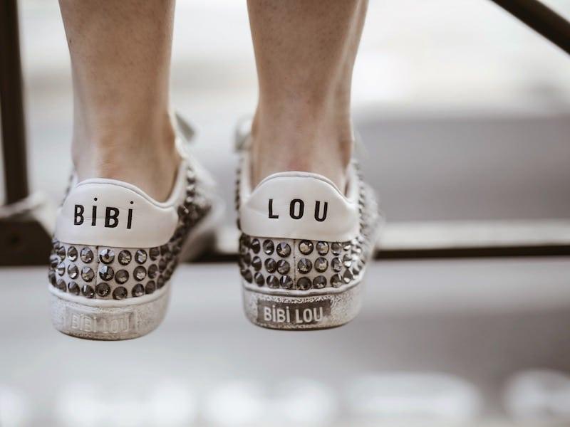 Look femme casual printemps baskets Bibi Lou blog mode Lyon France By Opaline
