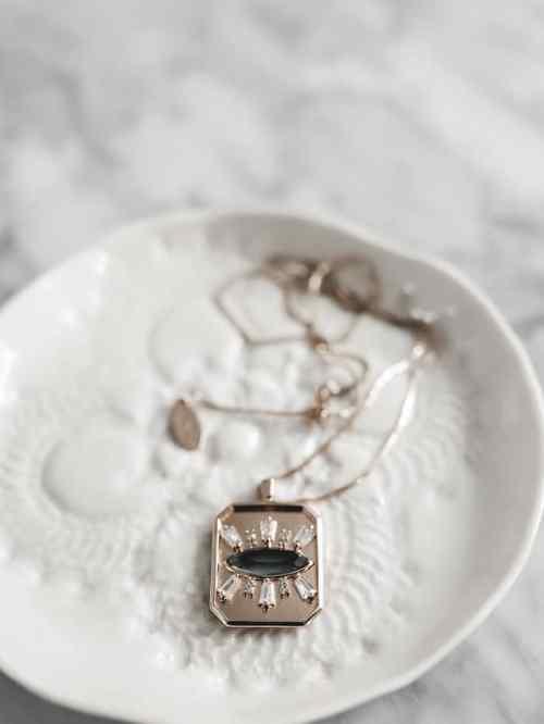 Coup de cœur collier necklace Athrna tourmaline Elizabeth Stone jewelry blog mode bijoux By Opaline Lyon France