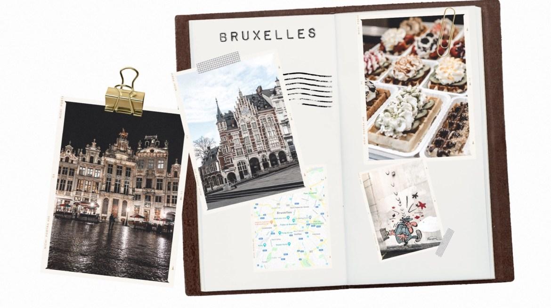 Voyage week end Bruxelles Belgique
