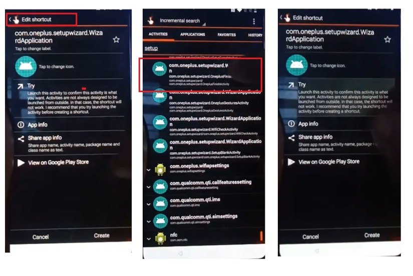 Choose setup wizard to Browser sing in to oneplus frp bypass unlock google account