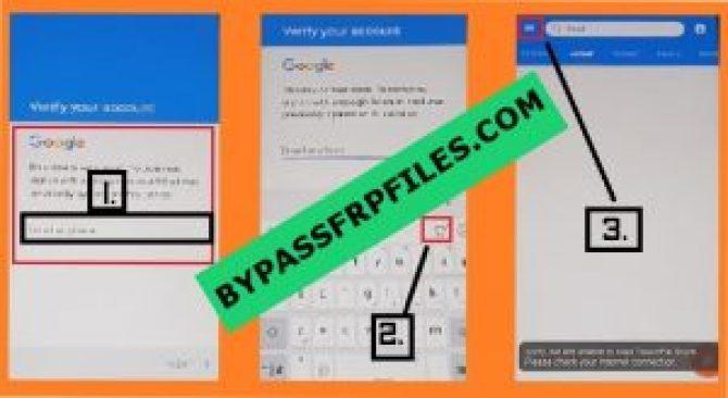 Bypass Google FRP Vivo V9 (Vivo 1723 FRP Bypass) - FRP BYPASS Files