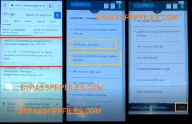 Bypass FRP Google Account Samsung J6 Without PC - FRP BYPASS