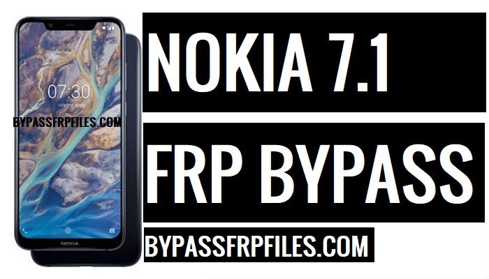 Bypass FRP Nokia 7.1,Bypass Google FRP Nokia 7.1,Nokia 7.1 FRP Unlock,Nokia 7.1 FRP,