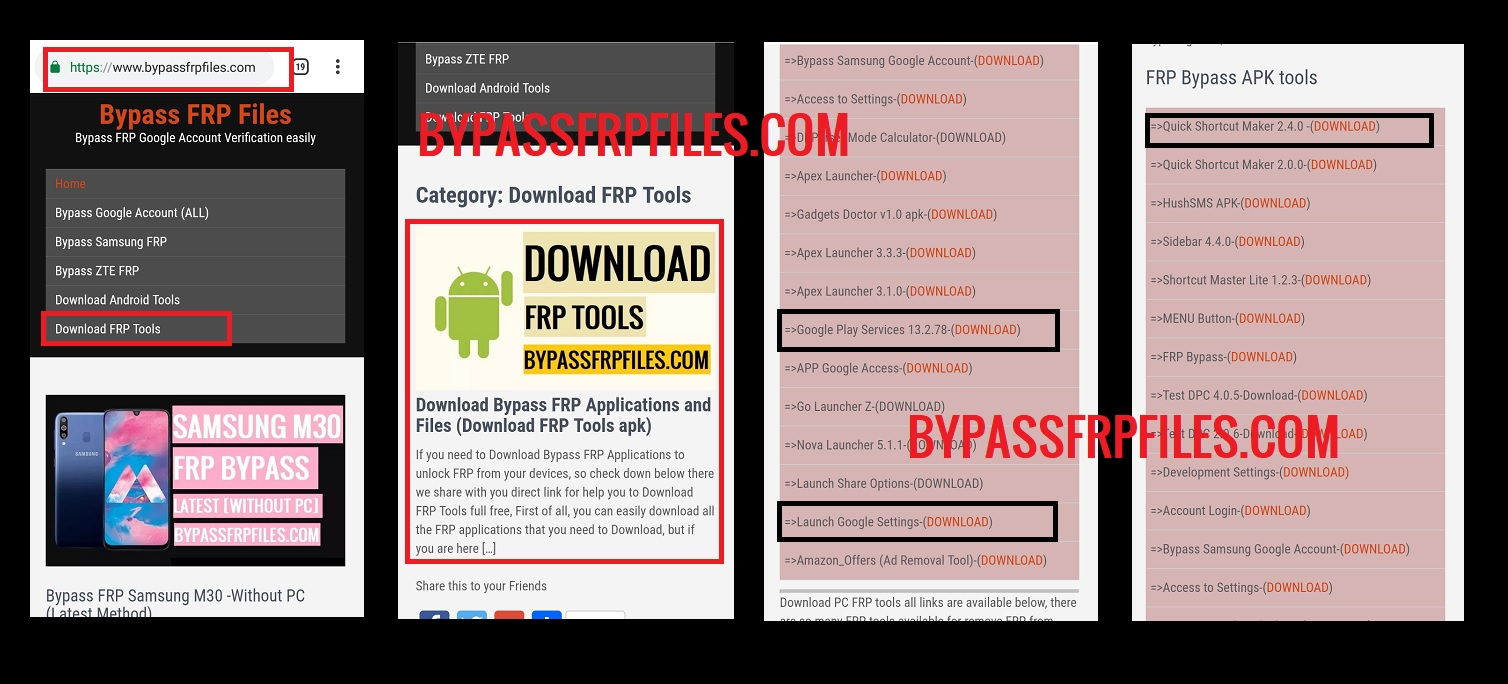 Bypass FRP ZTE Z835 Android 7 Without PC (Google Account