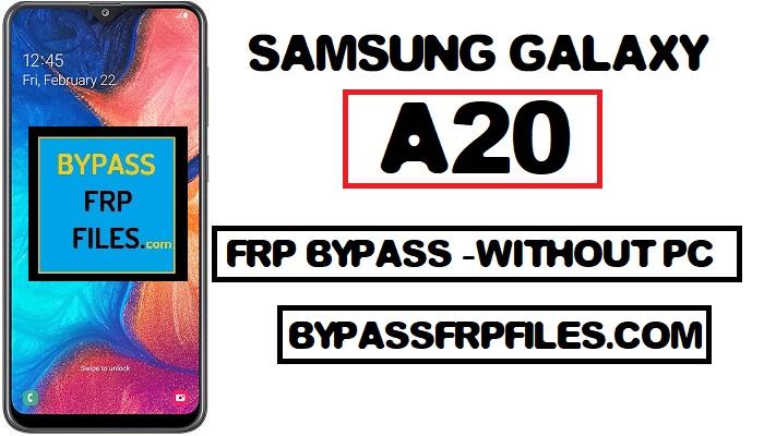 Bypass FRP,Bypass FRP Samsung,Bypass FRP Samsung Galaxy A20,Galaxy A20,Samsung Galaxy A20,Bypass FRP Samsung A20,sm-a205 frp,