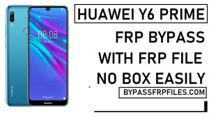 Huawei Y6 FRP Bypass
