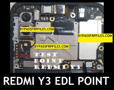 Redmi Y3 EDL Mode to Redmi Y3 FRP bypass