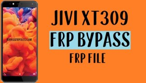 Jivi Xtream XT309 FRP Bypass with FRP Unlock File and Tool