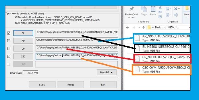 Samsung FRP Bypass - Unlock GMAIL Lock