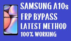 Samsung A10s FRP Bypass - Unlock SM-A107F GMAIL Lock Android 9