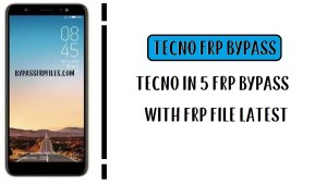Tecno In2 FRP Bypass - Unlock Google Account Android 8.1 (FRP File)