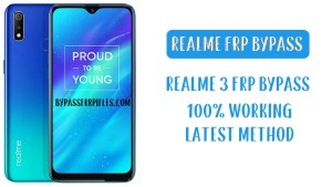Realme 3 FRP Bypass - Unlock Google Account RMX1821 (Android-10)