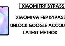 Xiaomi Redmi 9A FRP Bypass | How to Unlock Google Verification (MIUI 12)