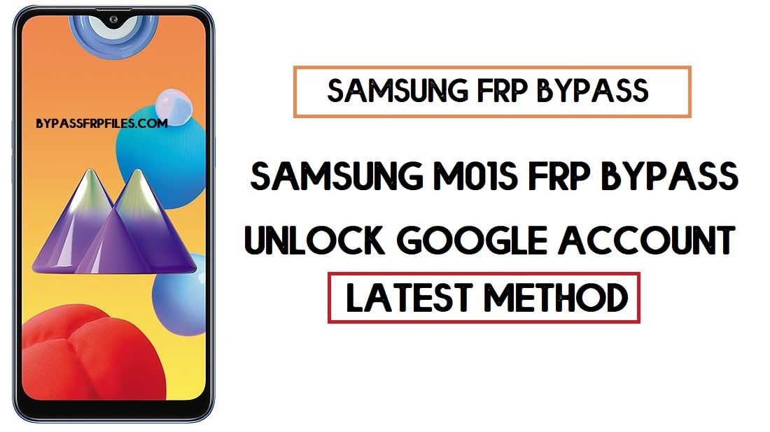 Samsung M01s FRP Bypass | Unlock SM-M017F Google Account - Without PC (2020)
