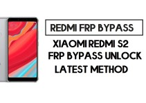 Xiaomi Redmi S2 FRP Bypass | How to Unlock Google Account- MIUI 12