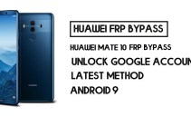 How to Huawei Mate 10 FRP Bypass | Unlock Google Account – Without PC (Android 9)