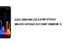 Asus ZenFone Lite (L1) ZA551KL FRP Bypass   How to Unlock Google Verification (Android 8)- Without PC