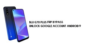 BLU G70 FRP Bypass | Unlock Google Verification –Android 9 Pie (No PC)