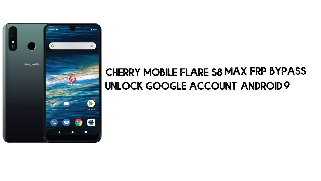 Cherry Mobile Flare S8 Max FRP Bypass | How to Unlock Google Verification (Android 9)- Without PC