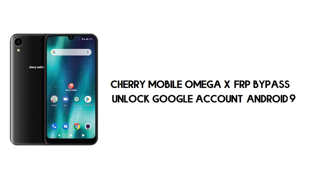 Cherry Mobile Omega X FRP Bypass Without PC Unlock Google Android 9