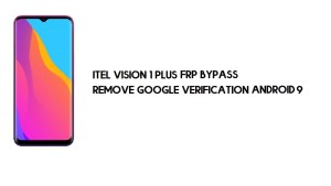 Itel Vision 1 Plus FRP Bypass Without PC | Unlock Google – Android 9