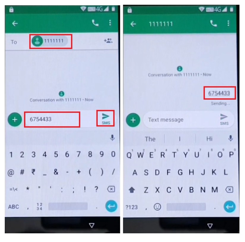 Send Message to Mobiistar C1 Lite FRP Bypass Unlock Google