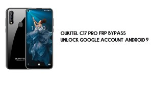 Oukitel C17 Pro FRP Bypass Without PC | Unlock Google – Android 9