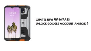Oukitel WP6 FRP Bypass Without PC | Unlock Google – Android 9