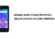 QMobile Smart i7i 2020 FRP Bypass | How to Unlock Google Verification (Android 8.1)- Without PC