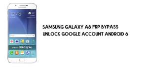 Samsung A8 FRP Bypass | Google Account Unlock SM-A800 [Without Computer] Android 6.0