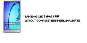 Samsung On7 FRP Bypass | Google Account Unlock SM-G600 [Without Computer]