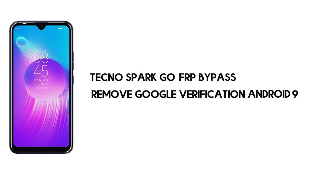 Bypass FRP Tecno Spark Go | How to Unlock Google Verification (Android 9)- Without PC