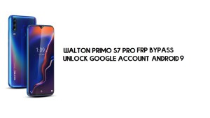 Walton Primo S7 Pro FRP Bypass Without PC | Unlock Google – Android 9 (Free)