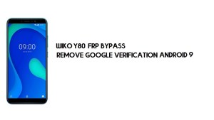 Wiko Y80 FRP Bypass Without PC | Unlock Google – Android 9 Free