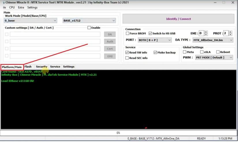 Infinity CM2 Dongle V2.21 Latest Setup Tool